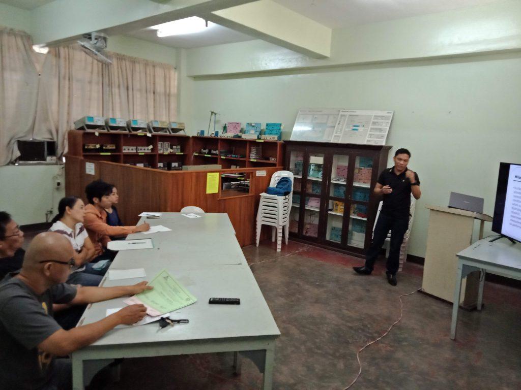 Occupational and Health Training@DLAB