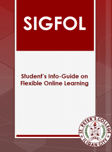 Student's Info-Guide on Flexible Online Learning